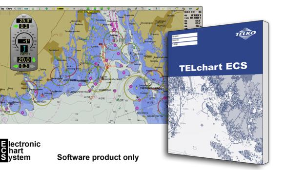 TELchart ECS software
