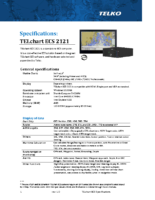 TELchart ECS 2121 N Specification v1