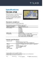 TECDIS 2728 Specification v4