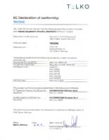 TECDIS 4.8.3 Declaration of Conformity signed_V3