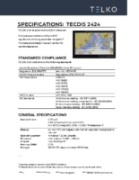 TECDIS 2424 Specification v4