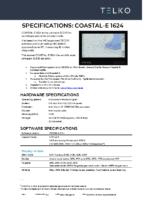 COASTAL-E 1624 Specification v3