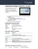COASTAL-E 2224 Specification v1
