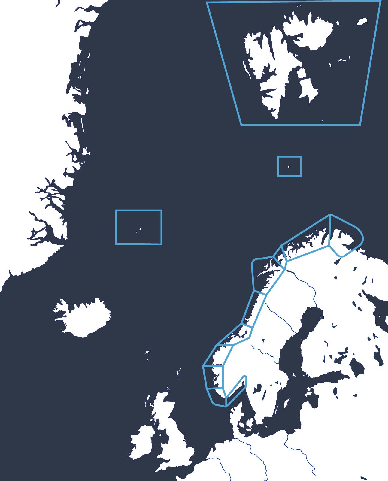 Coastal-E chart packages