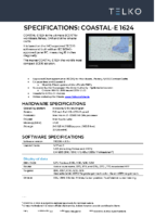 COASTAL-E 1624 Specification v4