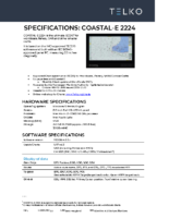 COASTAL-E 2224 Specification v2